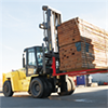 High Capacity Forklift Trucks